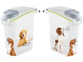 Kontejner na krmivo psi 10kg 2908201608444373342