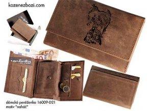 """Dámská peněženka 009 """"naháč"""""""